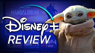 Disney+ Review: The Mandalorian is amazing, but is it worth it?