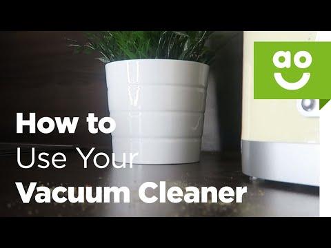 Unexpected vacuum cleaner hacks | ao.com