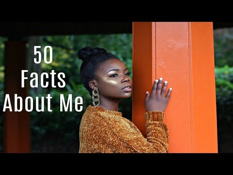 50 Facts About Me | MsDebDeb