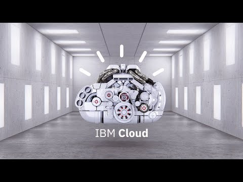 The IBM Cloud: Put Your Data to Work