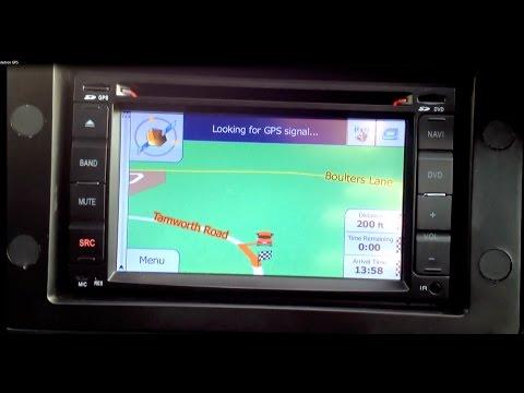 Koolertron S100 Car DVD Nav GPS Signal Problem
