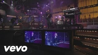 The Shins - Port Of Morrow (Live On Letterman)