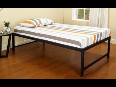 Tall Queen Bed Frame For Bedroom Interior
