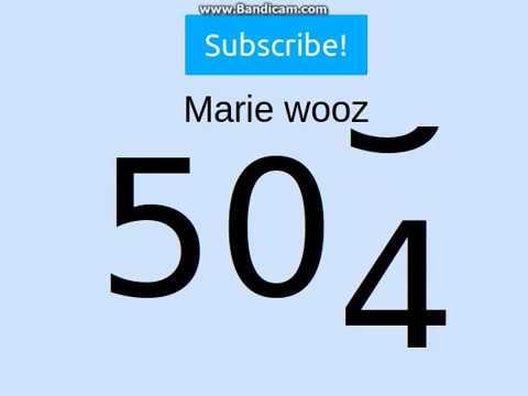 500 abonnés OMG :oo merciii - woozworld