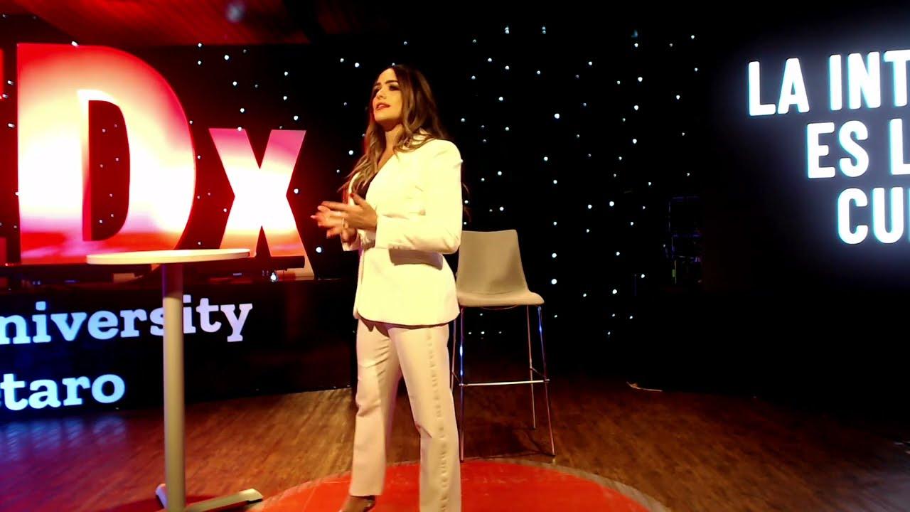 La lucha sirve | Alessandra Rojo de la Vega | TEDxAnáhuacUniversityQuerétaro