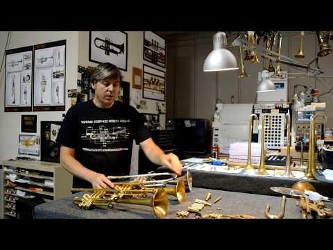 Harrelson Trumpets: Does Plating Change Sound
