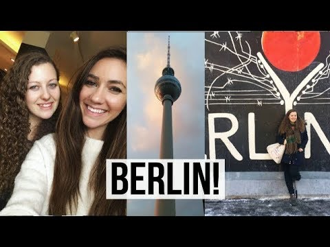 BERLIN VLOG | AN INCREDIBLE DAY w/MACKENZIE FLY!