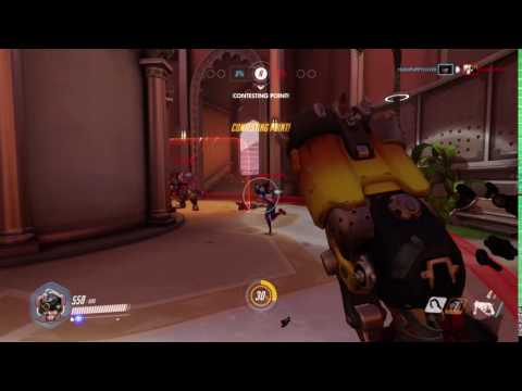 Overwatch: Hooked Invisible Sombra