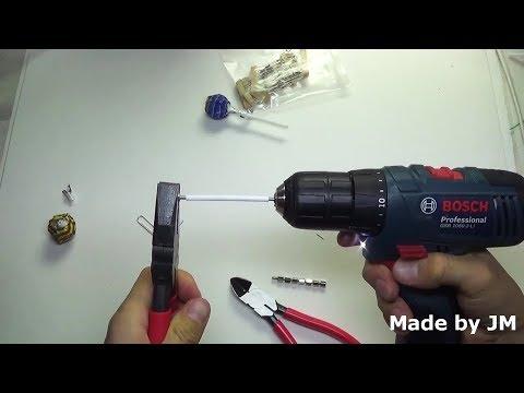 Electrostatic Discharge Stick (Electrostatic Shock Prevention Tool)