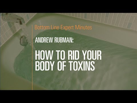 How to Rid Your Body of Toxins
