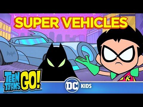 Xxx Mp4 Teen Titans Go Super Vehicles DC Kids 3gp Sex