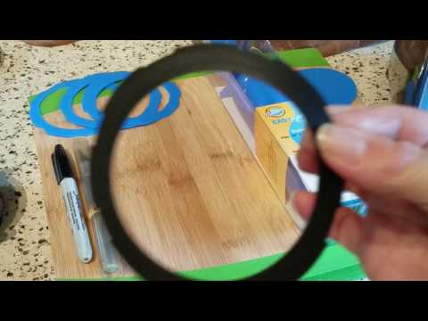 DIY: Replacement Gaskets For Oster Pro 1200 Blender