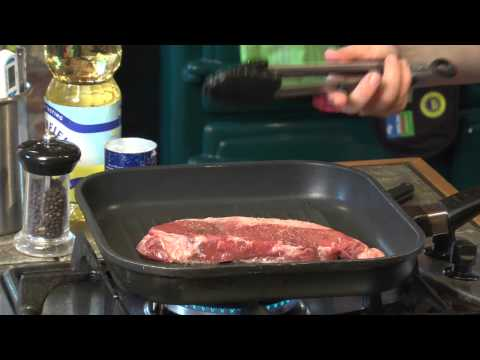 How to cook the perfect medium steak
