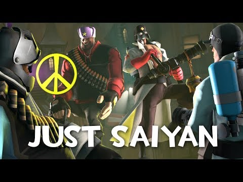 TF2 Not-so-Casual Meta: Just Saiyan (feat. Andrew Adolf, Sam_SALTY, and others)