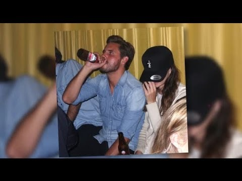 Scott Disick Allegedly Went To The Emergency Room For Alcohol Poisoning | Splash News TV