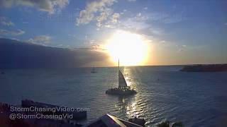 Key West, Fl as TD18 is trying to develop - 10/27/2017