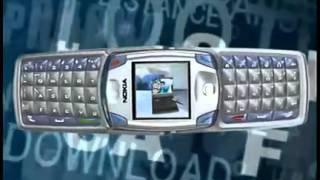 Nokia 6820 Commercial