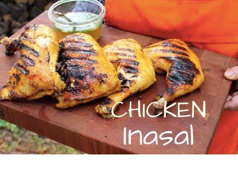 CHICKEN INASAL - FILIPINO STYLE CHICKEN  BBQ