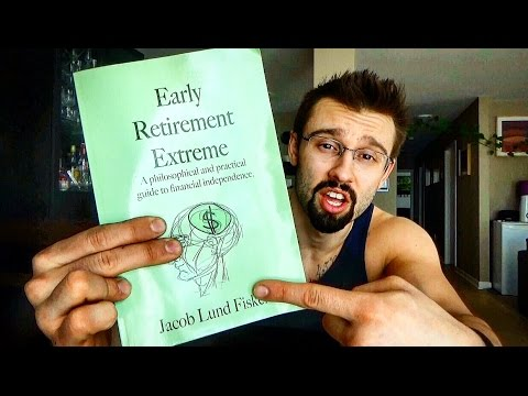 RETIRE EARLY WITH THIS BOOK | Early Retirement Extreme - Jacob Lund Fisker