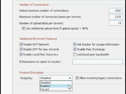 Utorrent NEW update for version 1.7.7 and 1.8 to go faster