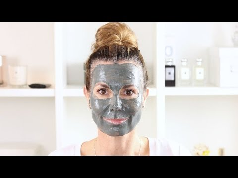 DIY Charcoal Face Mask ♡ How To Get Rid Of Blackheads