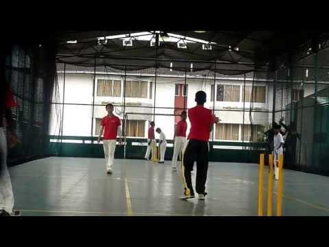 Junior cricket Indoor tournament Malaysia (part 2)