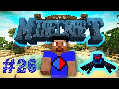 Minecraft SMP: HOW TO MINECRAFT #26 'CAVE SPIDER GRINDER!' with Vikkstar