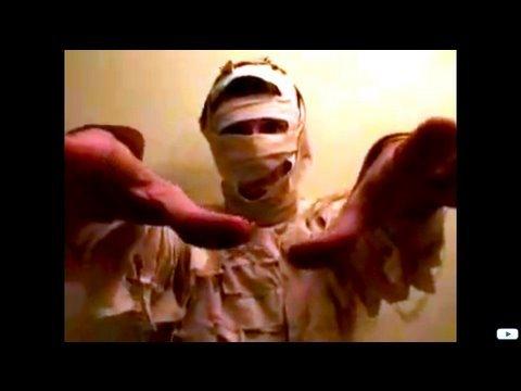 How-to Make a Mummy Costume, Threadbanger