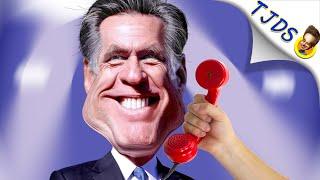 Mitt Romney Has HAD IT With Trump!