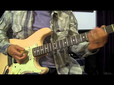 Toto - Hold The Line - Guitar Lesson - How To Play