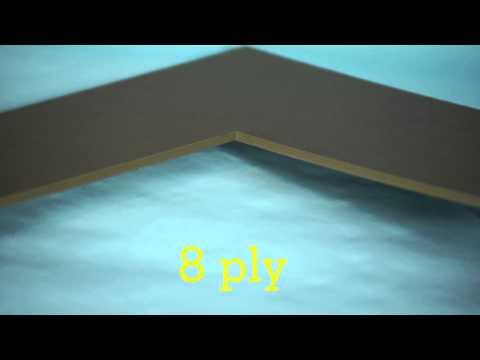 Custom Cut Mat Board Basics