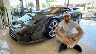 El Bugatti Que Cambio Todo! *Y el Mas Caro EB110*!! | Salomondrin