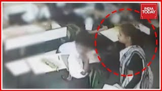 3rd Standard Student Slapped 40 Times By Angry Teacher In Lucknow