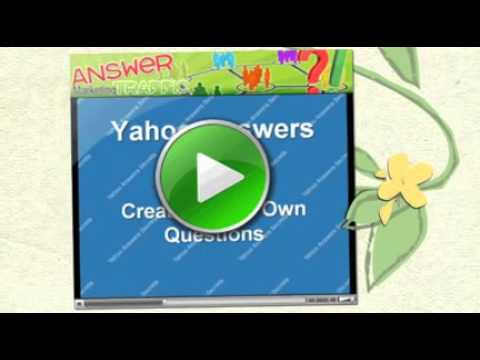 Updated Yahoo Answers|How to Make Money With Yahoo Answers Video Series