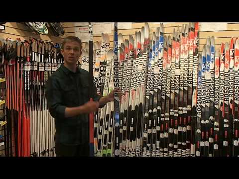 Cascades Outdoor Store Classic Cross Country Skis