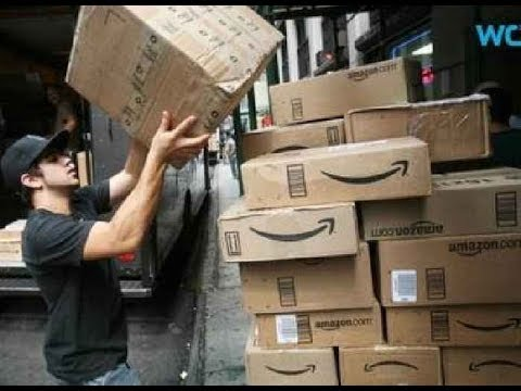 Amazon.com Wants to Take Over the Package Delivery Industry Now