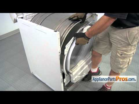 Dryer Belt (part #WP40111201) - How To Replace