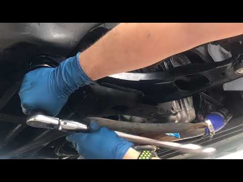How to replace control arms on 2nd gen Dodge neon SRT4