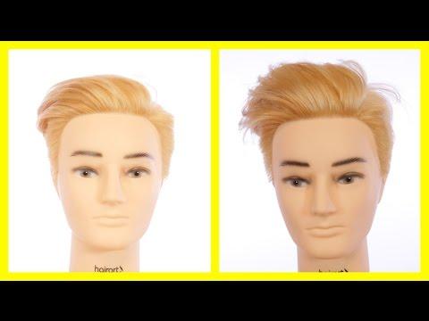 Justin Bieber i-D Magazine Hairstyle - TheSalonGuy
