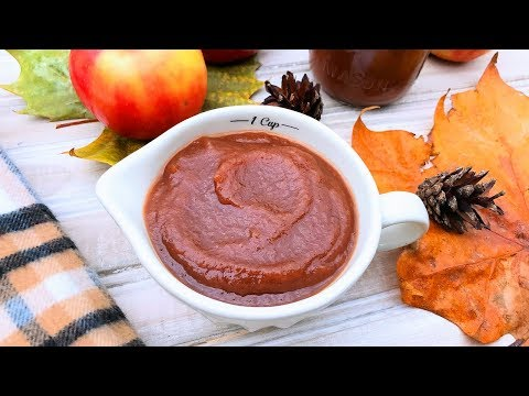 Homemade Apple Butter Recipe | Episode 129