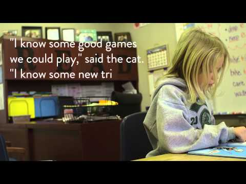 Sage School for Dyslexia informational video