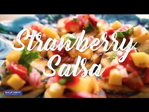 Quick Bites: Strawberry Salsa
