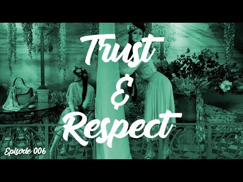 Trust and respect at work is fundamental for success