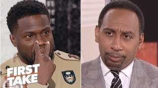 Kevin Hart defends Philadelphia to Stephen A. | First Take