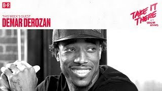 DeMar DeRozan: I Was the Sacrificial Lamb | Take It There with Taylor Rooks S1E8