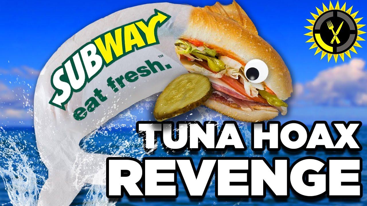 Food Theory: The Subway Tuna Conspiracy Continues...