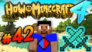 $50K DUEL WAGER! - HOW TO MINECRAFT S4 #42