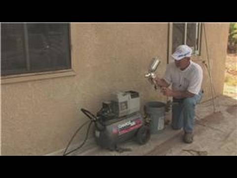 Paint Guns : How Much Air Is Required to Use a Paint Gun?
