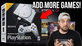 Playstation Classic - Multiple Usb Controllers Tested - Will They
