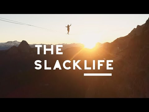 the Slacklife Series (official teaser trailer!)